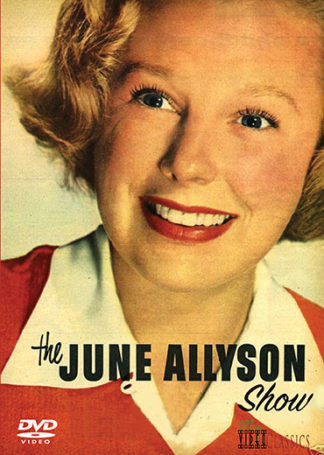 June Allyson TV Series – 45 Episodes on DVD
