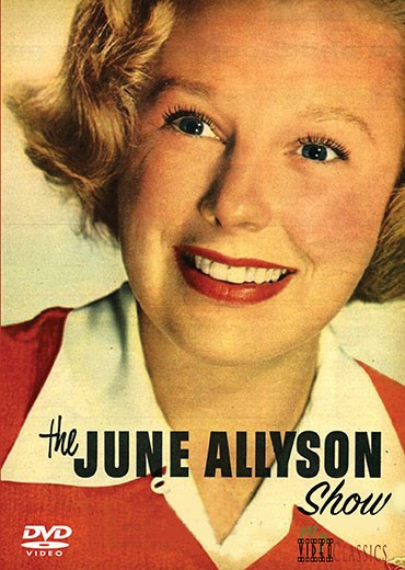 June Allyson TV Series - 45 Episodes on DVD