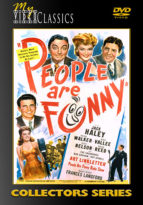 People Are Funny starring Jack Haley
