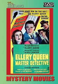 Ellery Queen Movies - Complete 9 movie set.