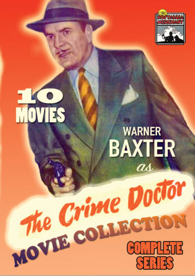 Crime Doctor Lost Films Collection