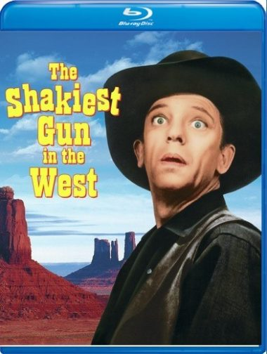 Shakiest Gun in the West starring Don Knotts
