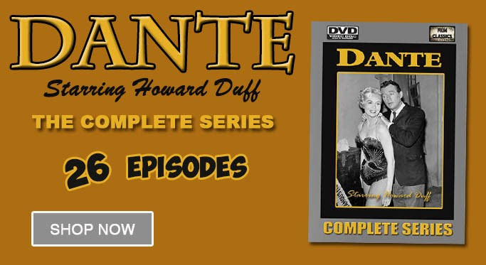 Dante TV Shows - Complete Series