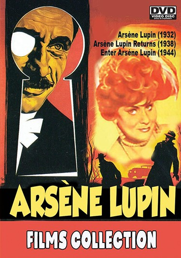 Arsene Lupin Films Collection