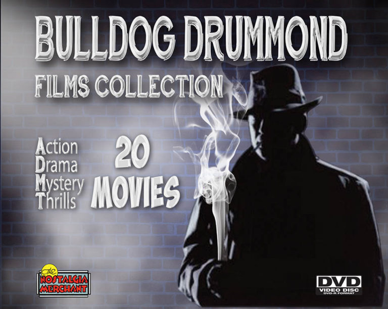 Bulldog Drummond Films Collection