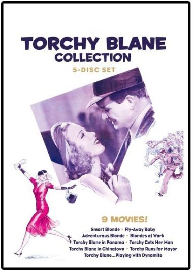 Torchy Blane Films Collection
