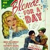 Michael Shayne, Detective in Blonde for a Day (1946)