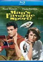 Man's Favorite Sport classic movie on blu-ray