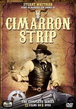 Cimarron Strip Complete Series