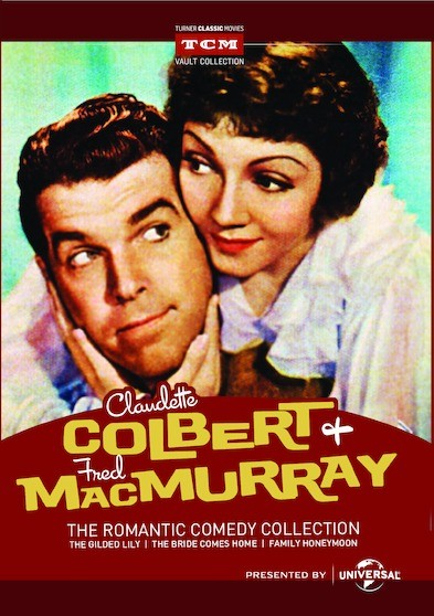Claudette Colbert & Fred MacMurray: The Romantic Comedy Collection DVD