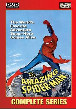 The Amazing Spiderman - Complete Series