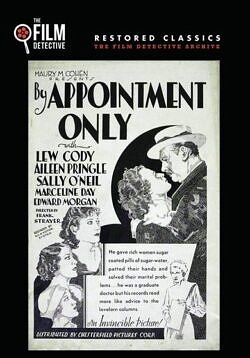 By Appointment Only rare classic movie