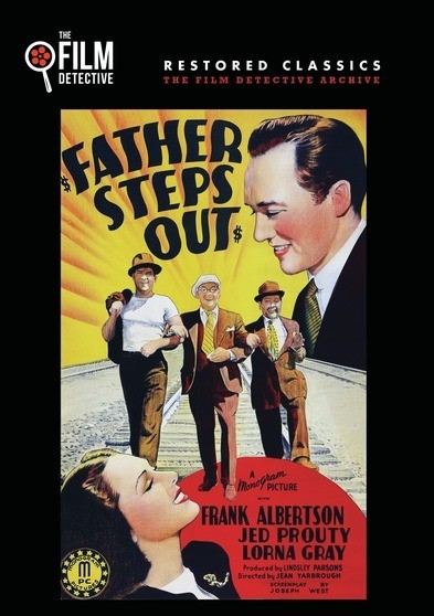Father Steps Out 1941 Classic Movie