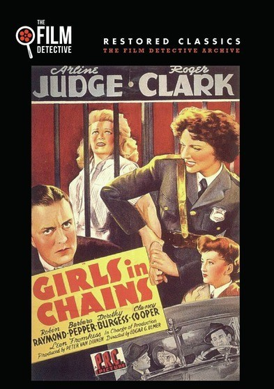 Girls in Chains 1943 classic movie