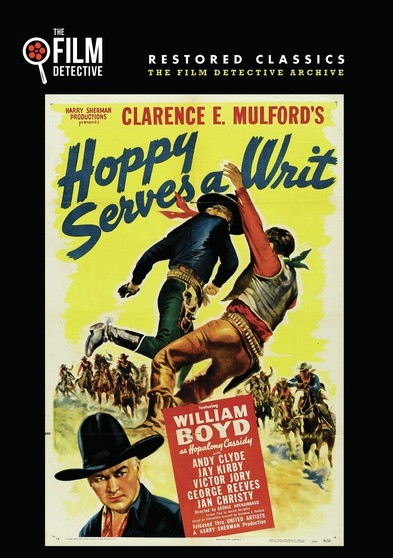 Hoppy Serves a Writ - 1943 Western