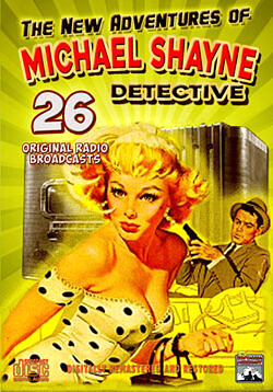 New Adventures of Michael Shayne, Detective starring Jeff Chandler