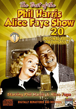 Phil Harris-Alice Faye Show, Vol. 1