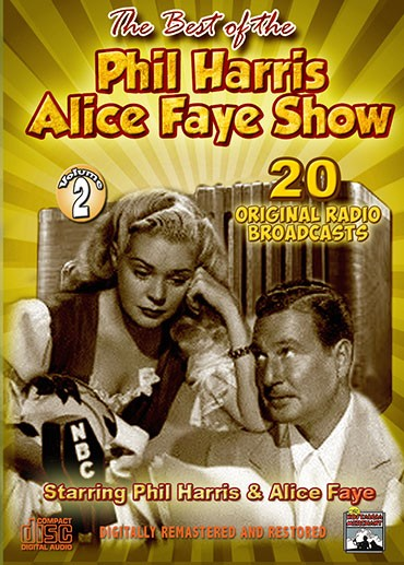 Phil Harris-Alice Faye Show - Vol. 2