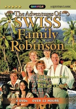 The Adventures of the Swiss Family Robinson - Complete TV Series