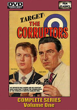 Target: The Corruptors - Complete Series