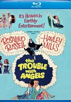 The Trouble with Angels- 1966 [Blu-ray]