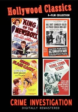 Crime Investigation, Four Film Collection