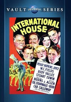 International House, W.C. Fields 1933