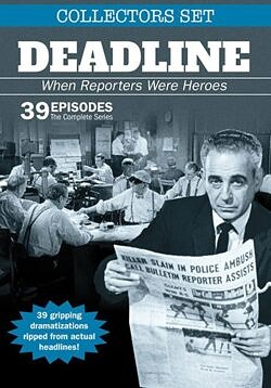 DEADLINE - COMPLETE SERIES - 39 EPISODES