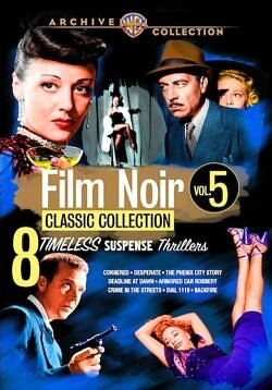 Film Noir Classic Collection: Volume Five
