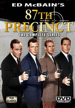 87th Precinct Complete Series