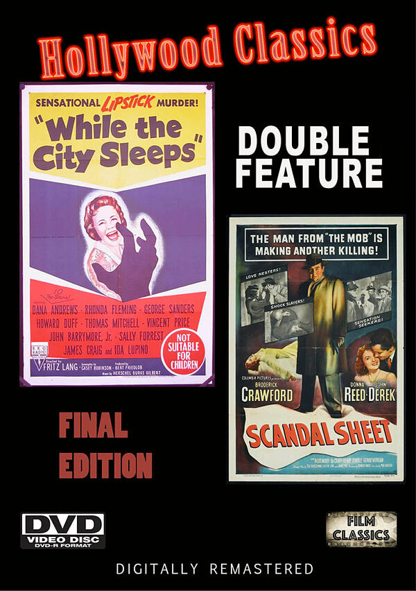 Final Edition Double Feature