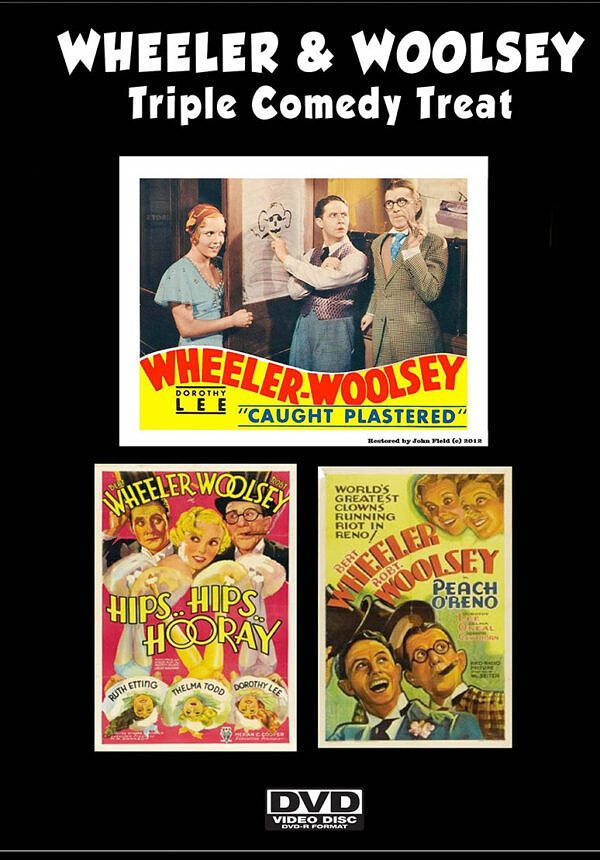 Wheeler and Woolsey triple feature