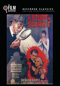 A Study in Scarlet 1933