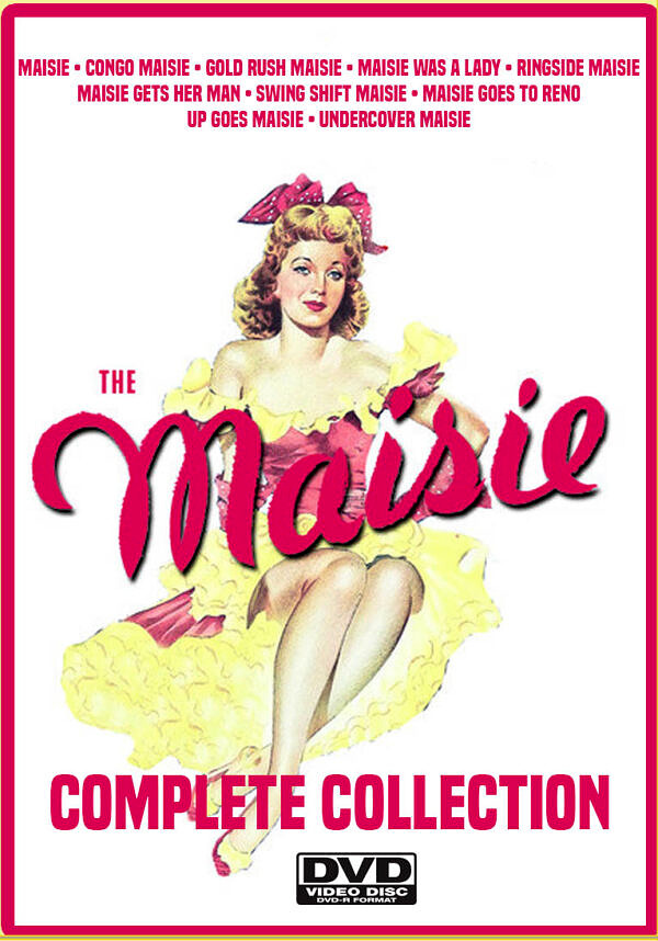 The Maisie Movie Collection