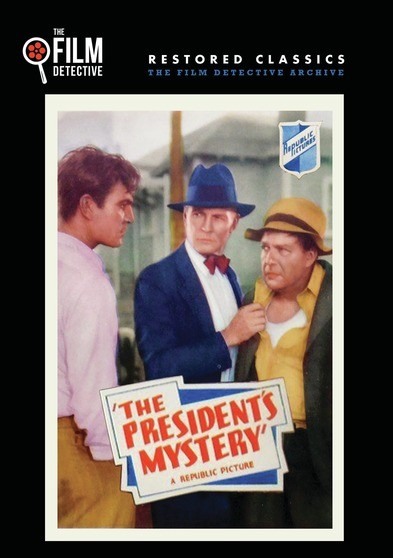 The President's Mystery - 1936