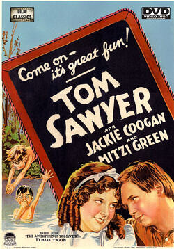 Tom Sawyer starring Jackie Coogan