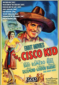 The Cisco Kid Movie Collection