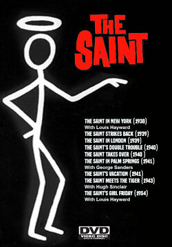The Saint Movie Collection